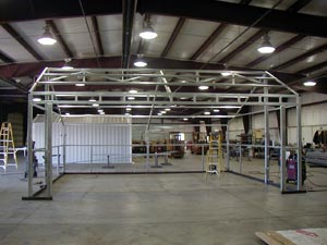 Example of a Kit Building by Tote-A-Shed